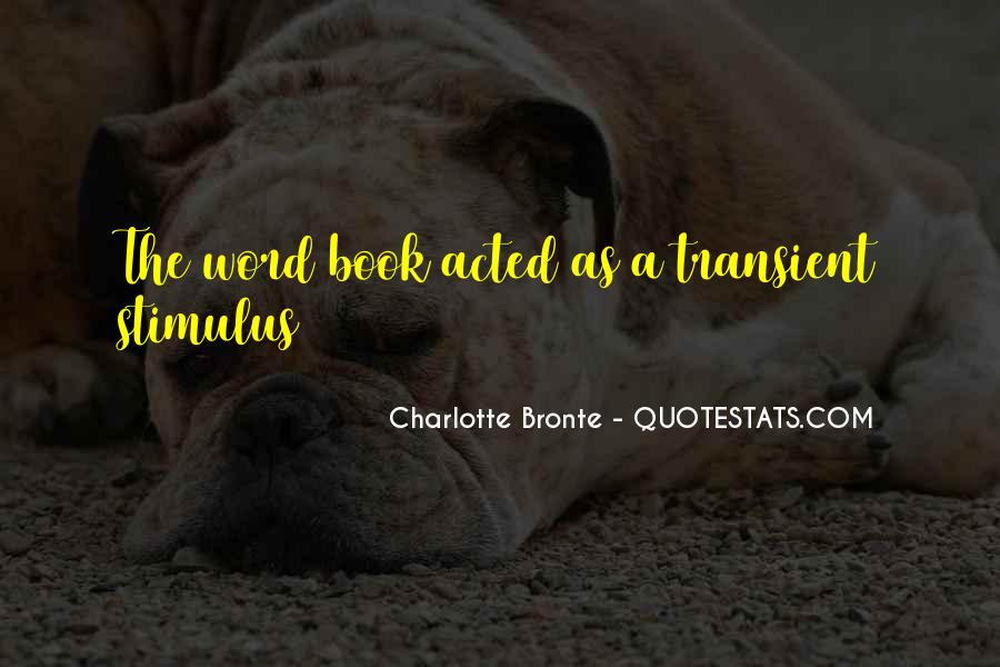 3 Word Book Quotes #164597