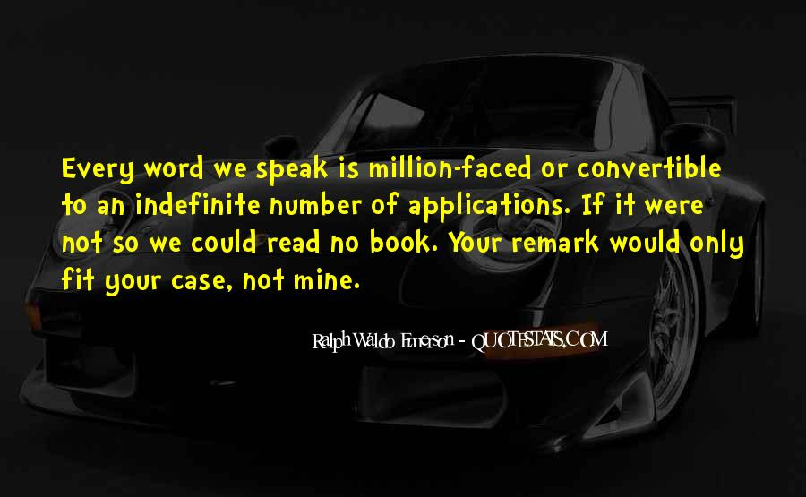 3 Word Book Quotes #198459