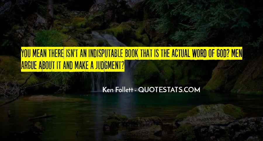 3 Word Book Quotes #203477