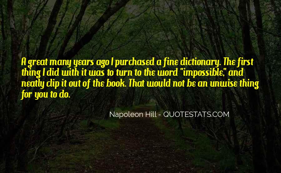 3 Word Book Quotes #23107