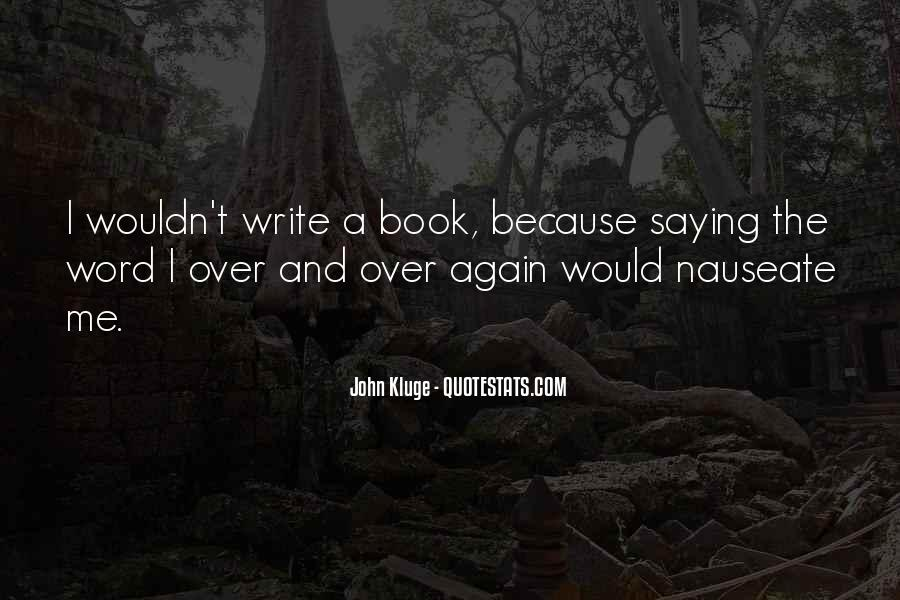 3 Word Book Quotes #248672