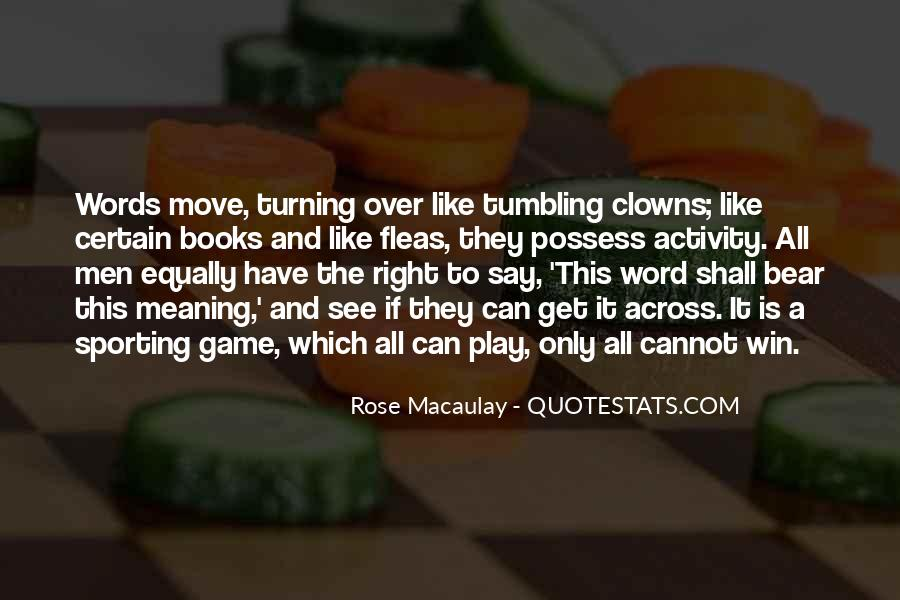 3 Word Book Quotes #40058