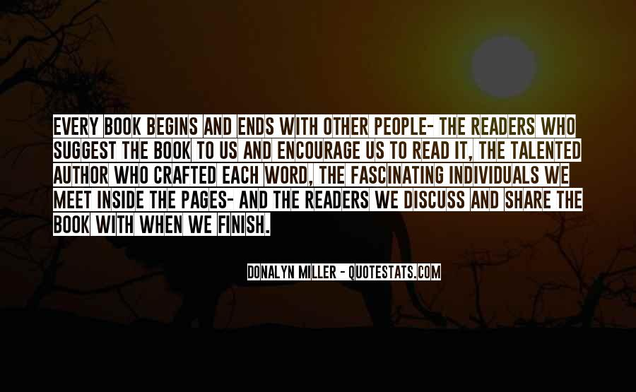 3 Word Book Quotes #88512