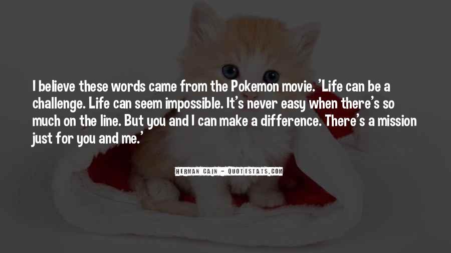 3 Words Movie Quotes #1244740