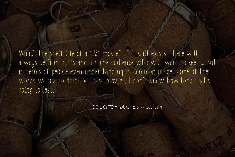 3 Words Movie Quotes #1250339