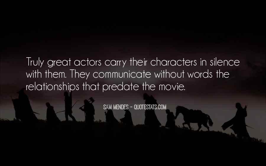 3 Words Movie Quotes #1285118