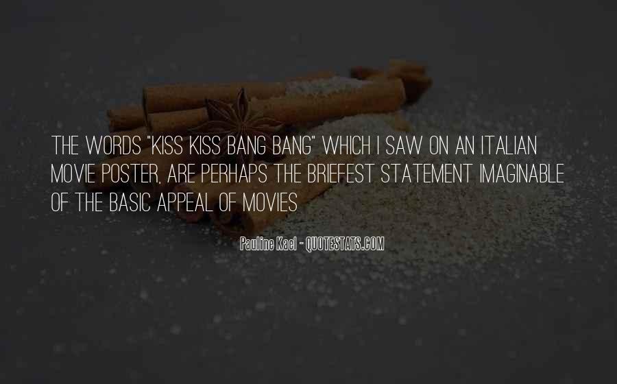 3 Words Movie Quotes #258264