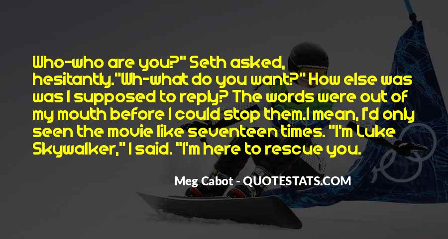 3 Words Movie Quotes #891843