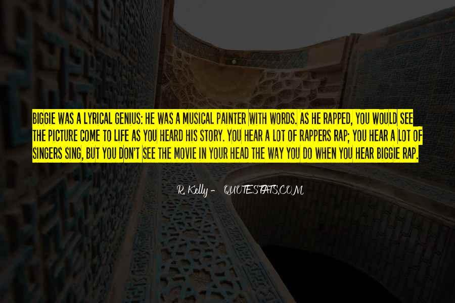 3 Words Movie Quotes #976241