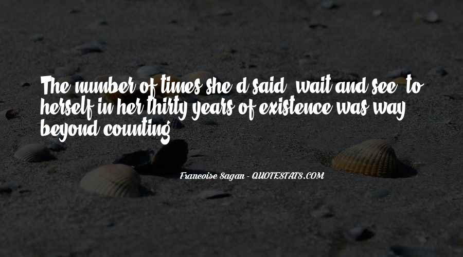 3 Years And Counting Quotes #593560