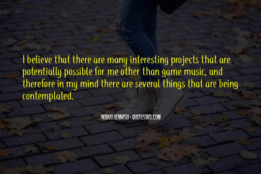 Quotes About Thoght #498915