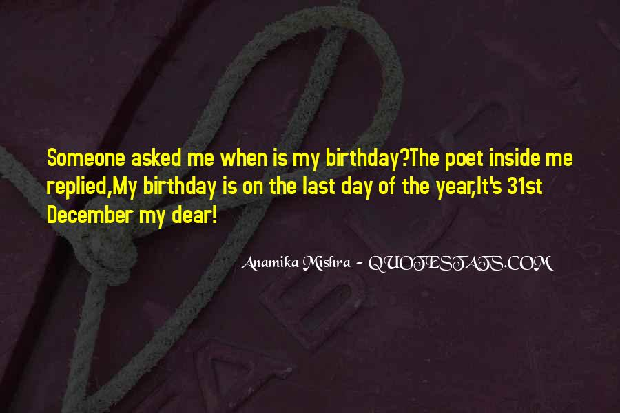Top 10 31st December Birthday Quotes Famous Quotes Sayings About 31st December Birthday