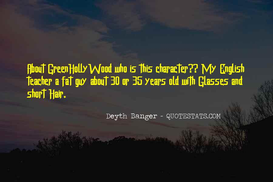 35 Character Quotes #602380