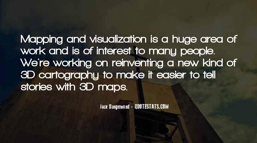 3d Visualization Quotes #35775