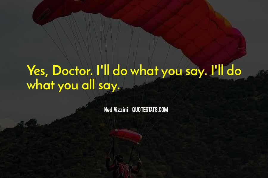 3rd Doctor Quotes #1042