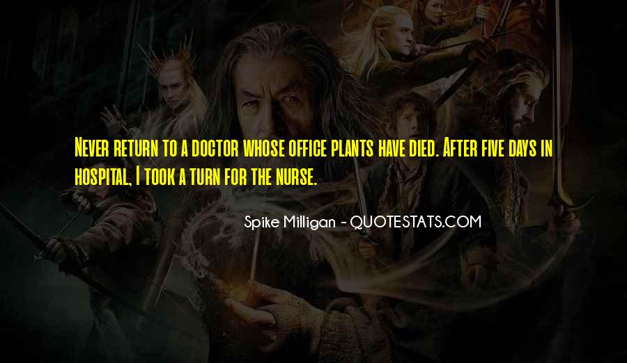 3rd Doctor Quotes #45976