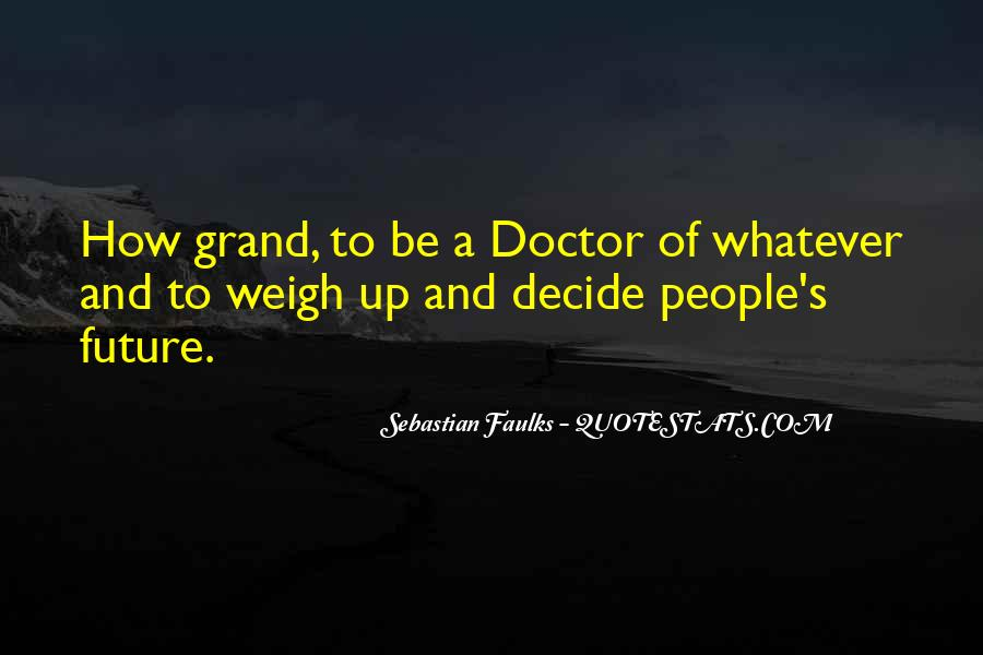 3rd Doctor Quotes #54516