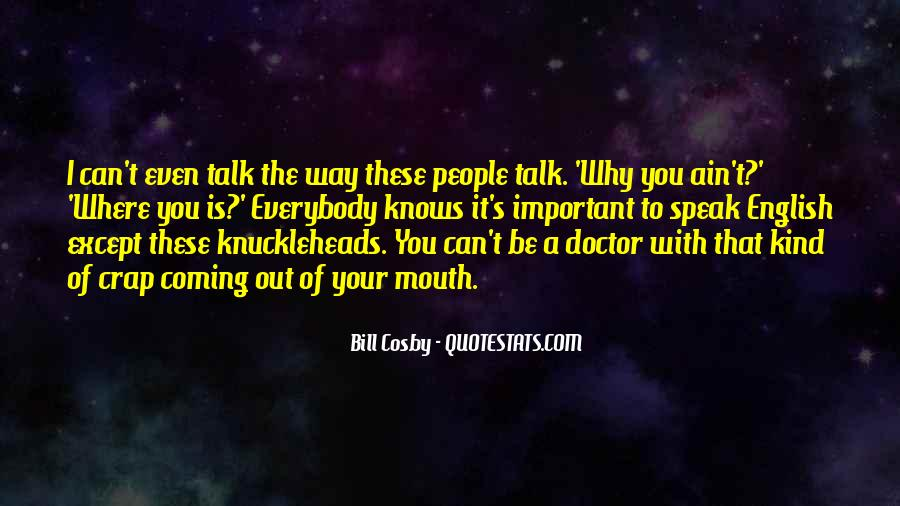 3rd Doctor Quotes #59292