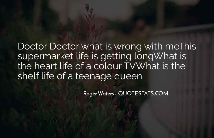 3rd Doctor Quotes #8991