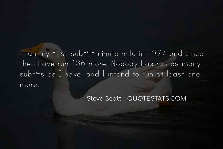 4 Minute Mile Quotes #610840