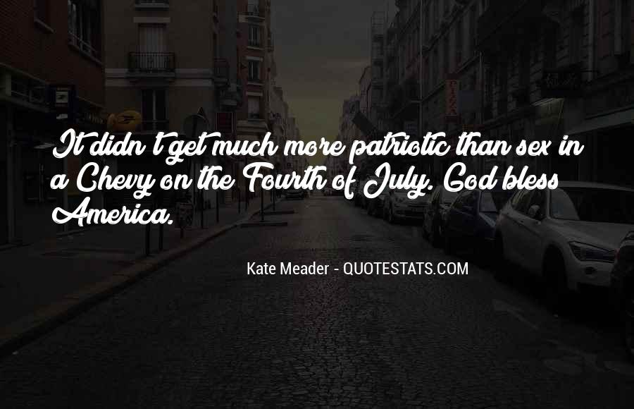 4 Of July Quotes #61321