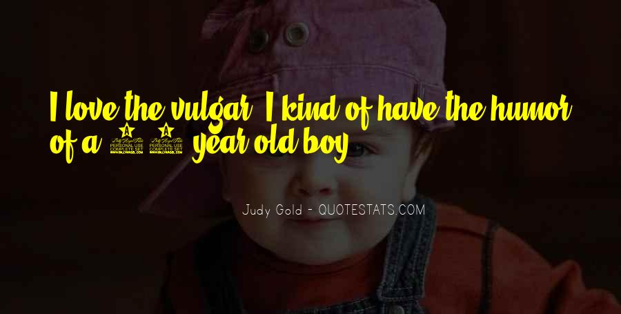 4 Year Old Boy Quotes #260186
