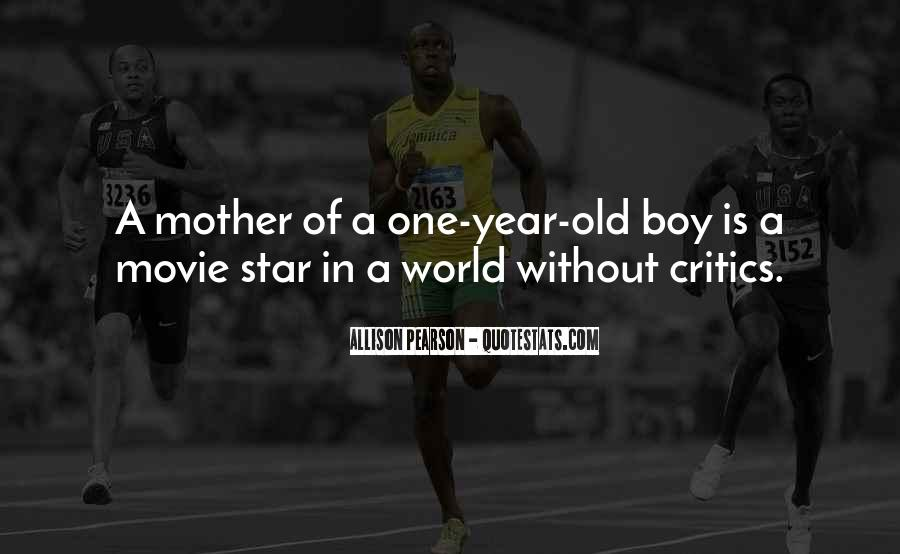 4 Year Old Boy Quotes #302735