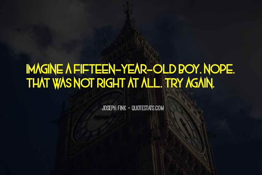 4 Year Old Boy Quotes #308768