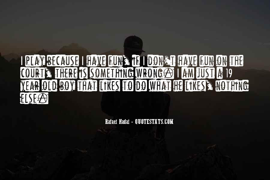 4 Year Old Boy Quotes #56807