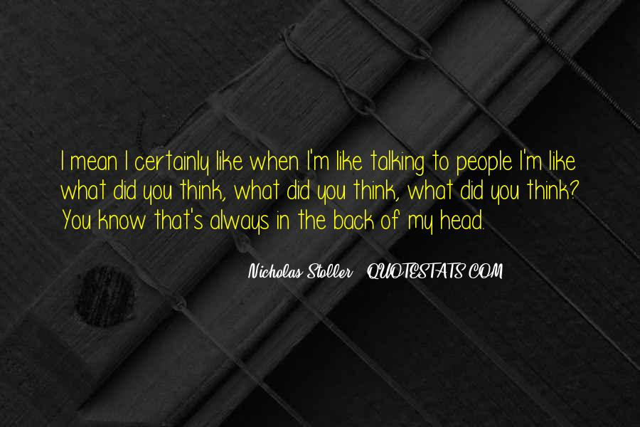 Quotes About Not Being Able To Communicate #142624