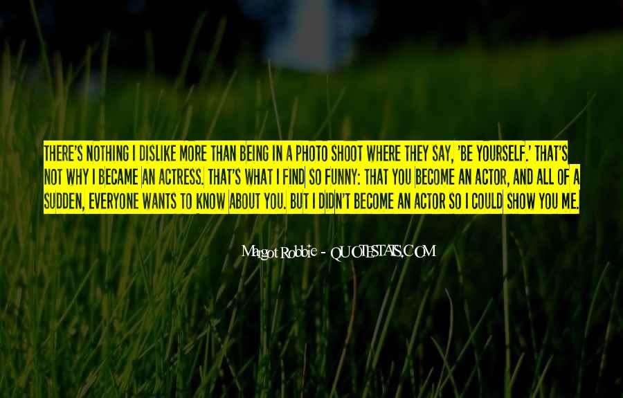 Quotes About Not Being A Show Off #45618