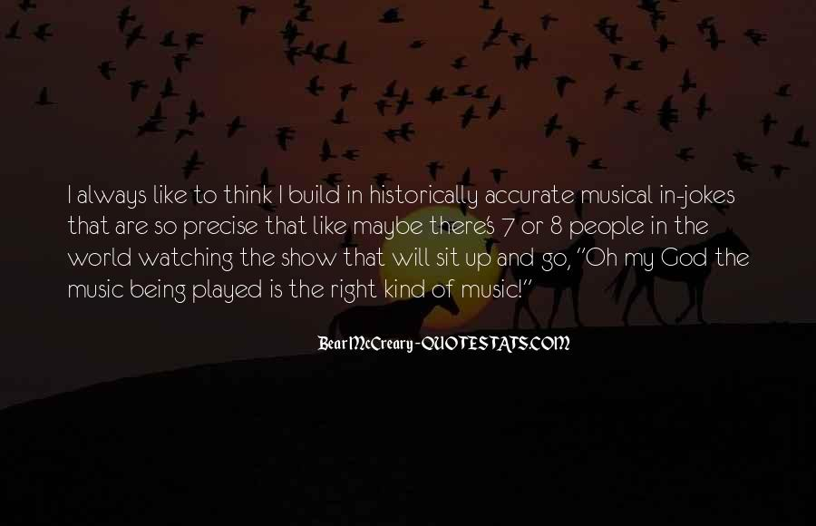 Quotes About Not Being A Show Off #63143