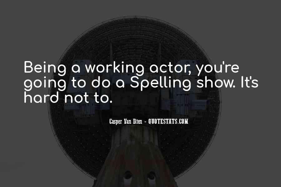 Quotes About Not Being A Show Off #8637