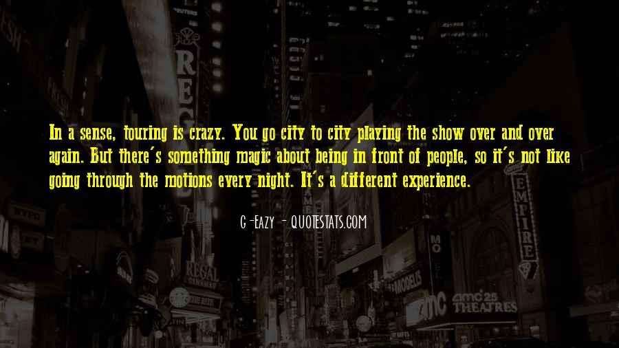 Quotes About Not Being A Show Off #88162