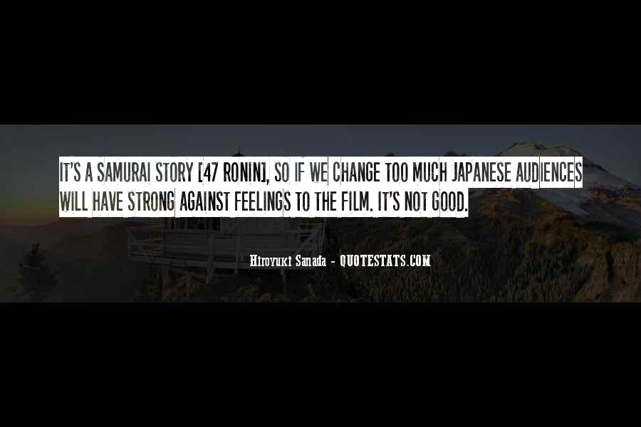 47 Ronin Story Quotes #1035251