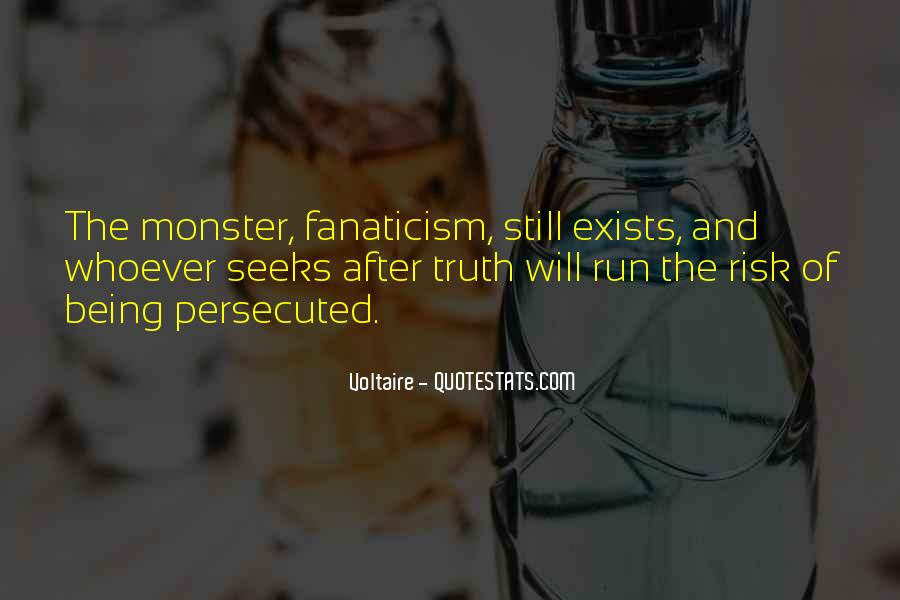 Quotes About Not Being A Monster #1134295
