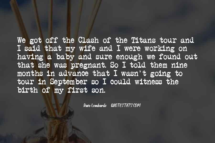 5 Months Pregnant Quotes #746007