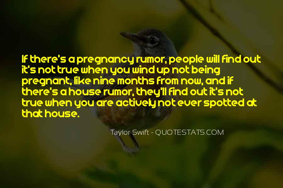 5 Months Pregnant Quotes #79270