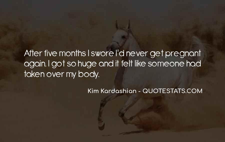 5 Months Pregnant Quotes #828389