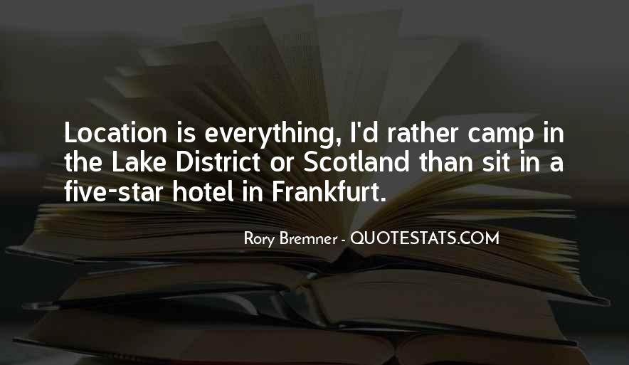 5 Star Hotel Quotes #66707