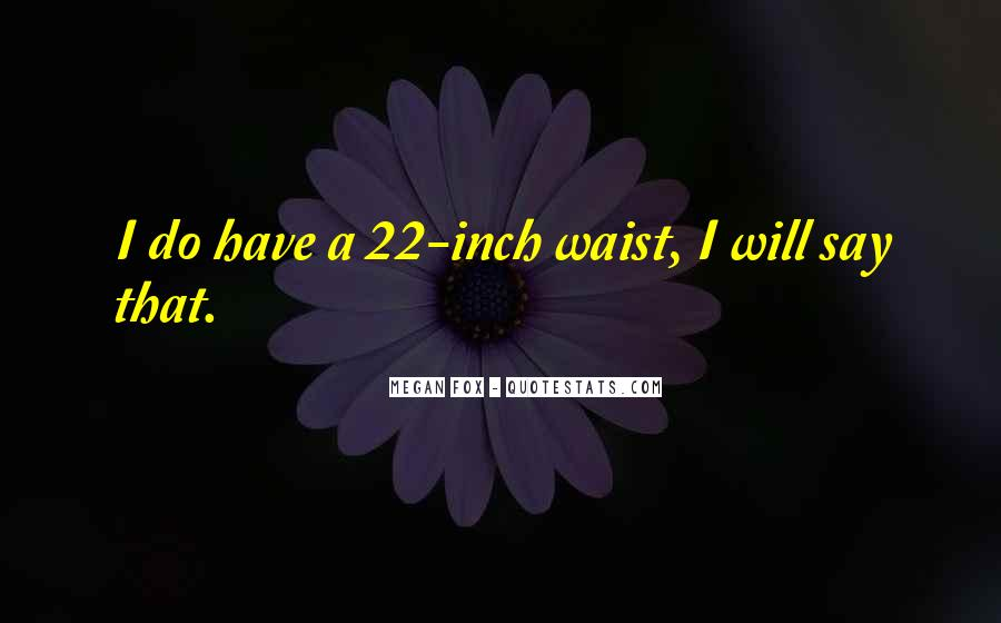 5'5 In Inches Quotes #74959