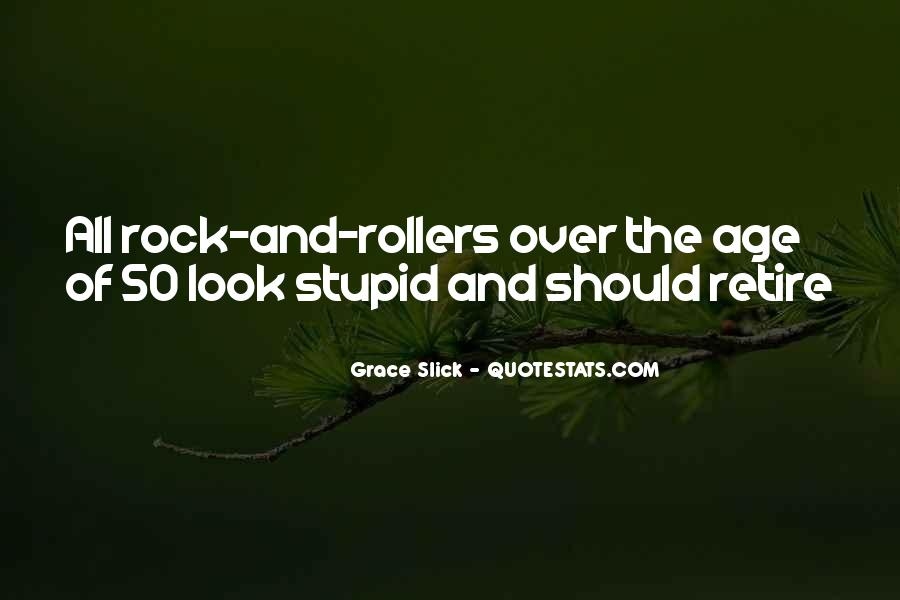 50 And Over Quotes #91907