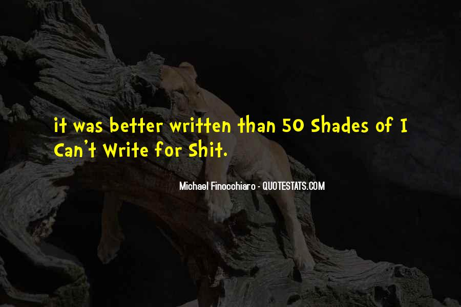 50 Shades Quotes #1603267