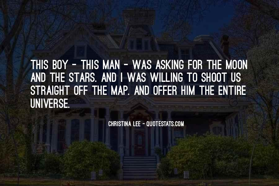 Quotes About This Boy #301570