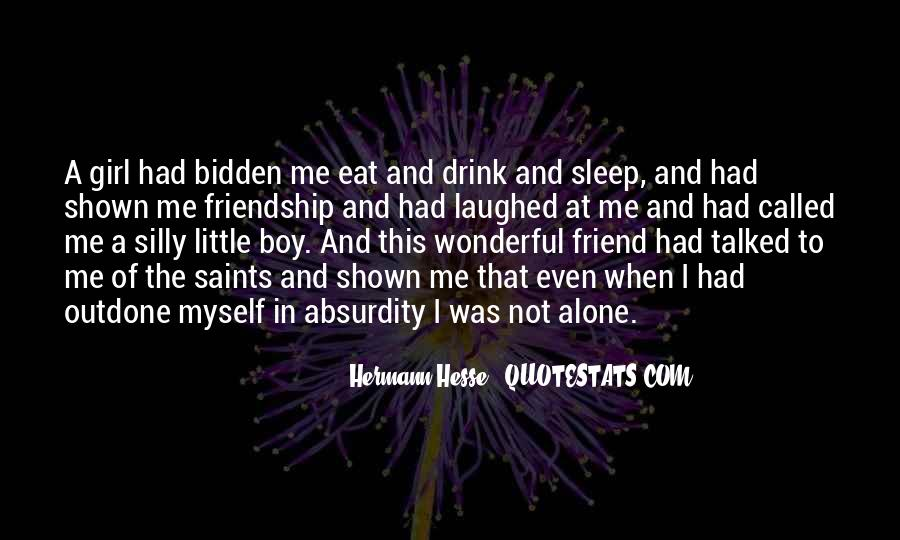 Quotes About This Boy #98532