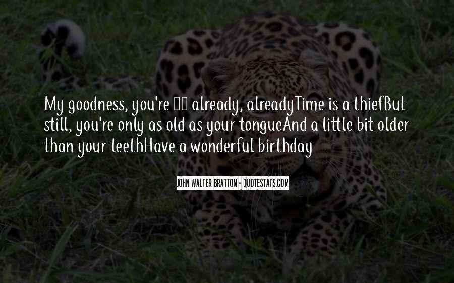 60 Birthday Quotes #1871318