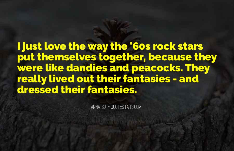 60s Rock Quotes #1358572