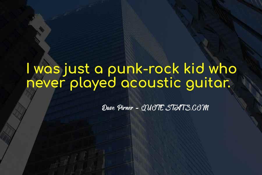60s Rock Quotes #1633996