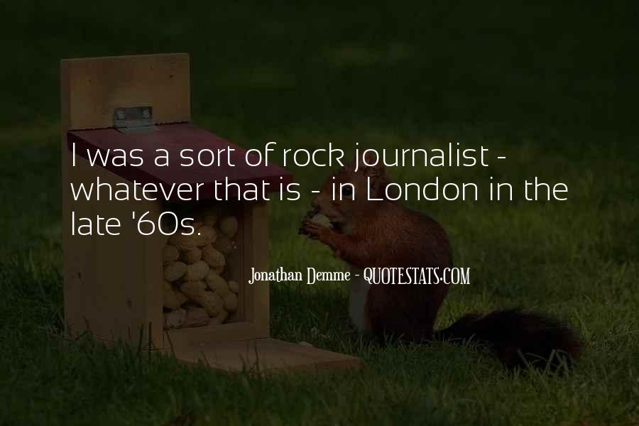 60s Rock Quotes #1735621