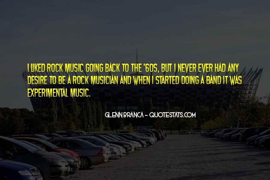 60s Rock Quotes #385010